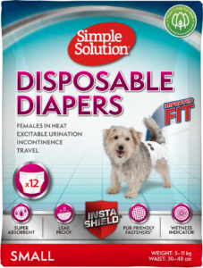 Simple Solution Disposable Diapers – Small