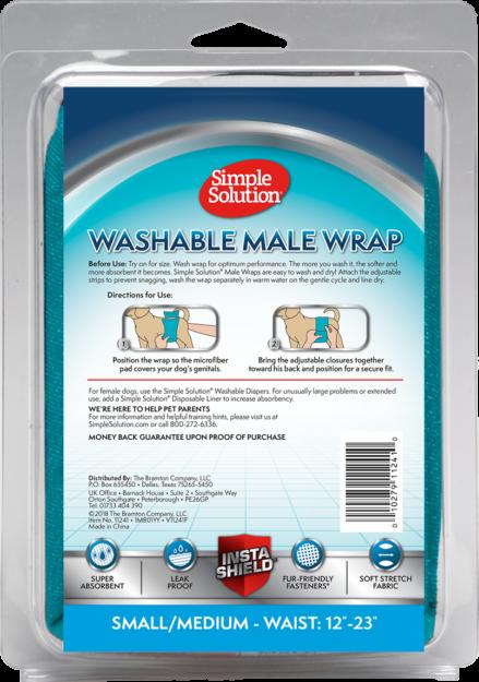 Simple Solution Male Wrap - Medium