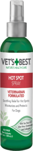 Vet's Best Hot Spot Itch Relief Spray for Dogs -235ml