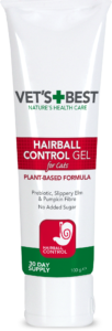 Vet's Best Hair Ball Control Gel for Cats
