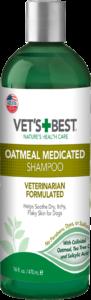 Vet's Best Oatmeal Medicated Shampoo