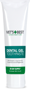 Vet's Best Dental Gel