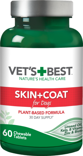 Vet's Best Skin & Coat