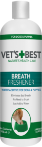 Vet's Best Breath Freshener for Dogs
