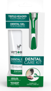Vet's Best Dental Kit for Dogs