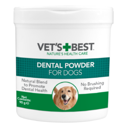 Vet's Best Dental Powder for Dogs – 90g