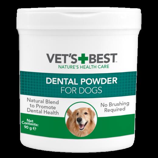 Vet's Best Dental Powder for Dogs - 90g