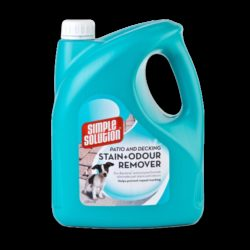 Simple Solution Patio & Deck Stain & Odour Remover
