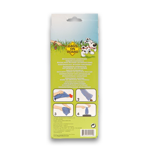 Bags on Board Pantry Pack Refill Rolls - 315