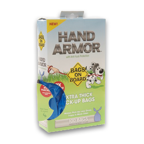 Bags on Board Hand Armour 2X Extra Thick Bags