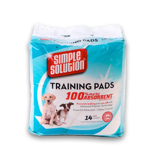 Simple Solution Puppy Training Pads - 14