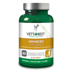 Vet's Best Hip & Joint Advanced