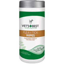 Flea & Tick Wipes – 50 Pack