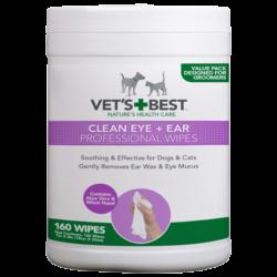 Ear & Eye Wipes – 160 Pack