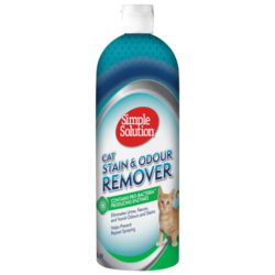 Simple Solution Stain & Odour Remover for Cats