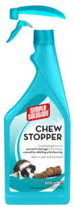 Simple Solution Chew Stopper