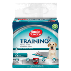 Simple Solution Puppy Training Pads – 30