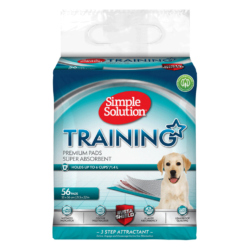 Simple Solution Puppy Training Pads – 56