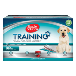 Simple Solution Puppy Training Pads – 100