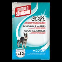 Simple Solution Disposable Diapers – Medium