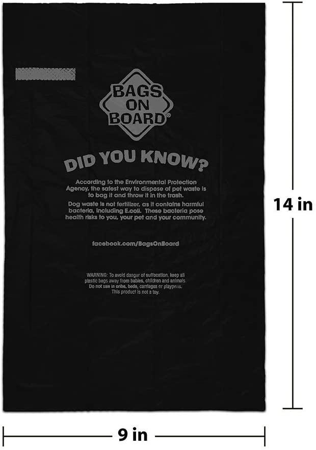 Bags on Board Neutral Refill Rolls - 120