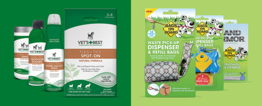 Vet's Best Natural Flea & Tick Products For Dogs & Cats
