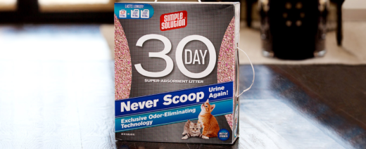 Simple Solution® 30 Day Super Absorbent Cat Litter