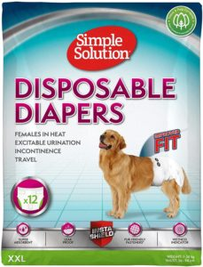 Simple Solution Disposable Diapers – XX Large
