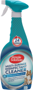 Simple Solution Multi-surface Disinfectant Cleaner