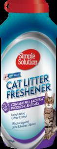 Simple Solution Cat Litter Freshener