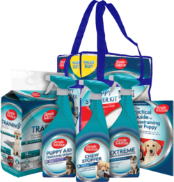 Simple Solution Puppy Training Kit
