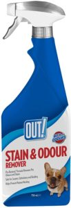 Out Petcare Stain & Odor Remover – Trigger Bottle