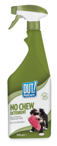 Out Petcare No Chew Deterent