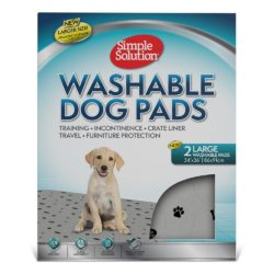 Simple Solution Washable Travel Pads Two Pack (Large)