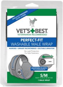 Vet's Best Disposable Diapers (M)